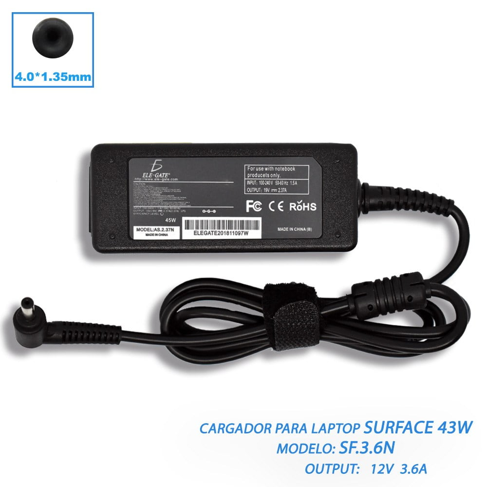 Cargador para laptop as237
