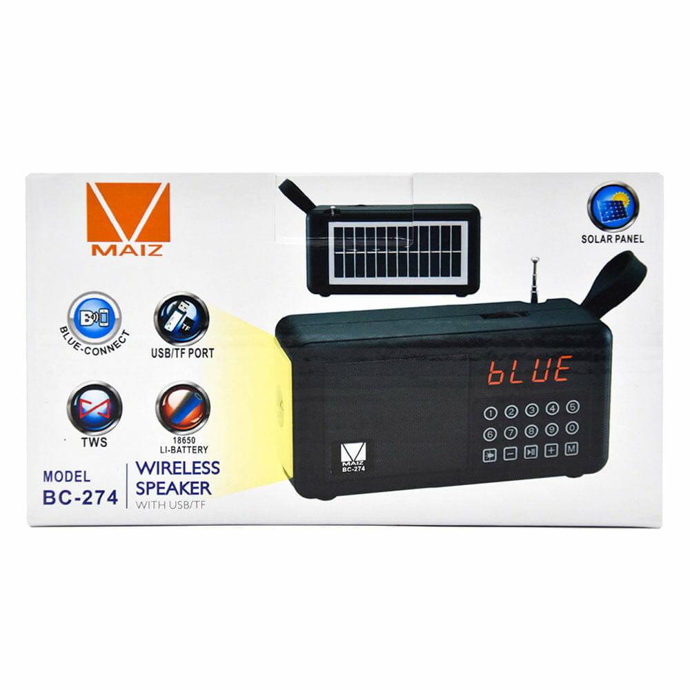 Radio bocina bc274