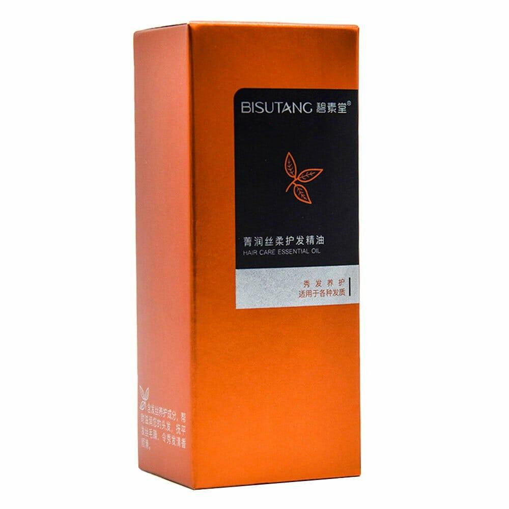 Aceite bisutang hair care para el cuidado de un cabello suave / bst50060 / 47000