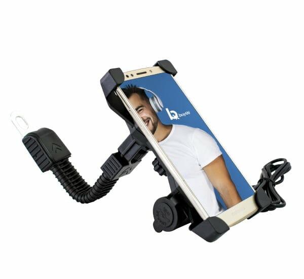 Soporte universal 360 de celular para bicicleta y motocicleta
