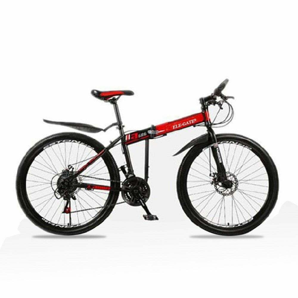 Bicicleta plegable ligera portatil bicicleta