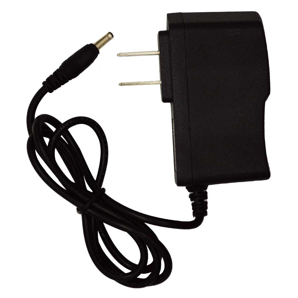 Cargador para tablet punta negra 2.5 carg.tablet.pneg