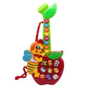 Guitarra manzana