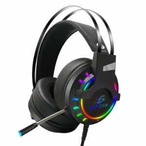 Diadema rgb led colores audifonos gamer ps4 xbox pc