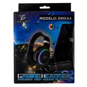 Diadema gamer, alta calidad de sonido dmx44