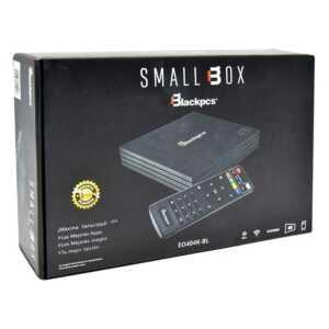 Tv box 4k blackpcs 2gb ram/8gb eo404k-bl
