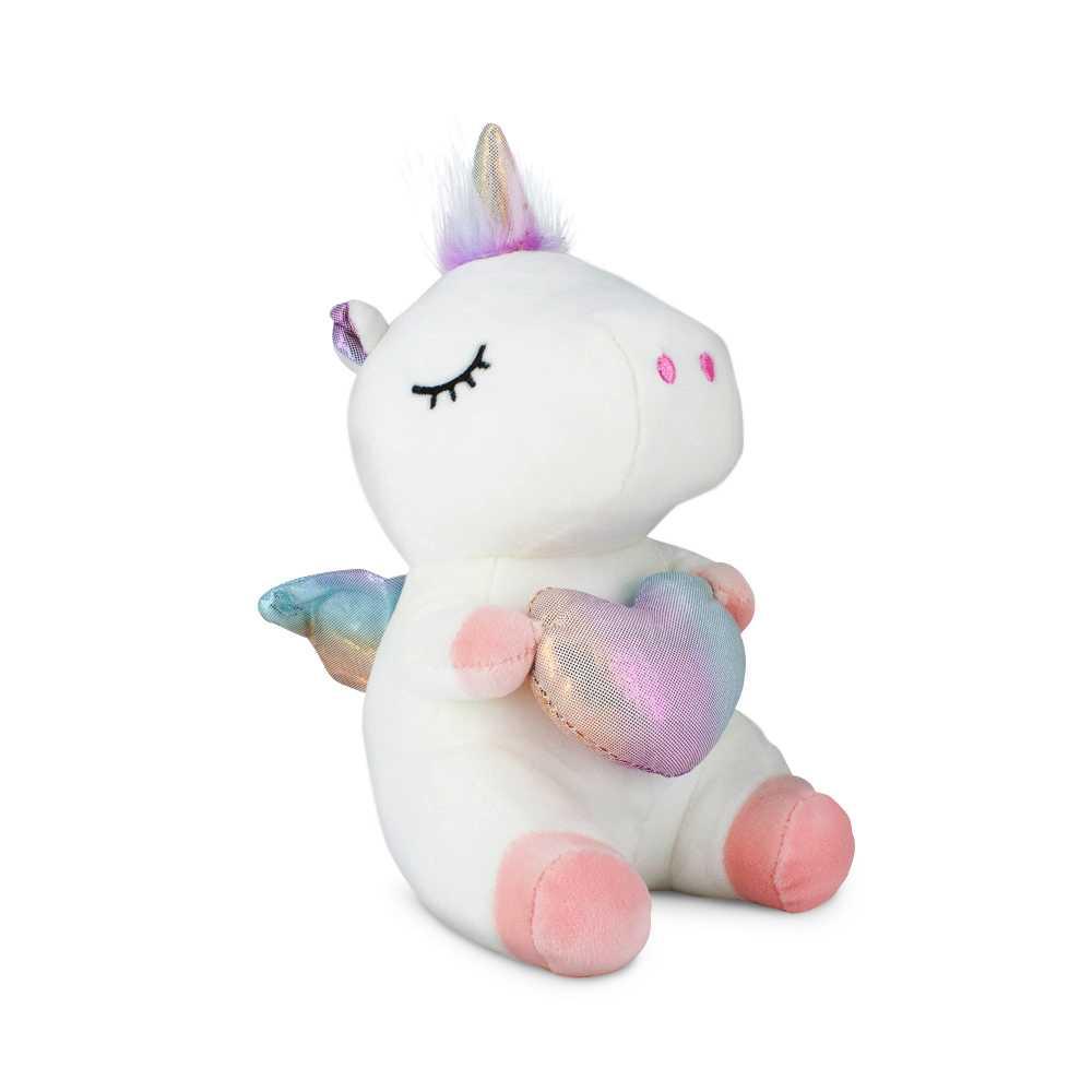 Peluche unicornio corazon fc2005