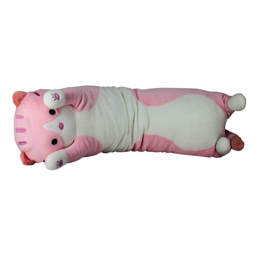 Peluche gato almohada fc2022