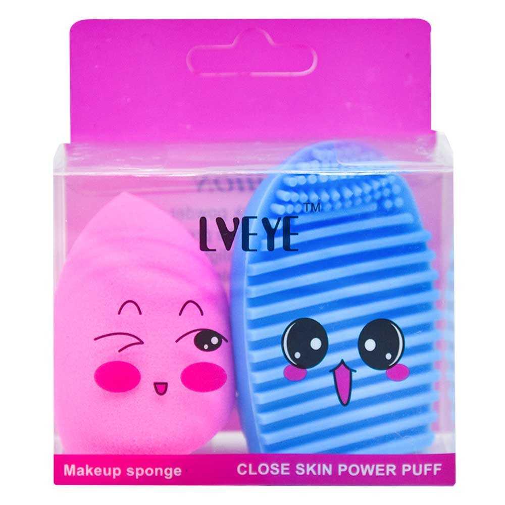 Esponja aplicador de maquillaje fp15