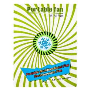 Ventilador portable fan fs-01