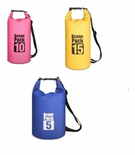 Bolsa agua 15 litros ocean pack