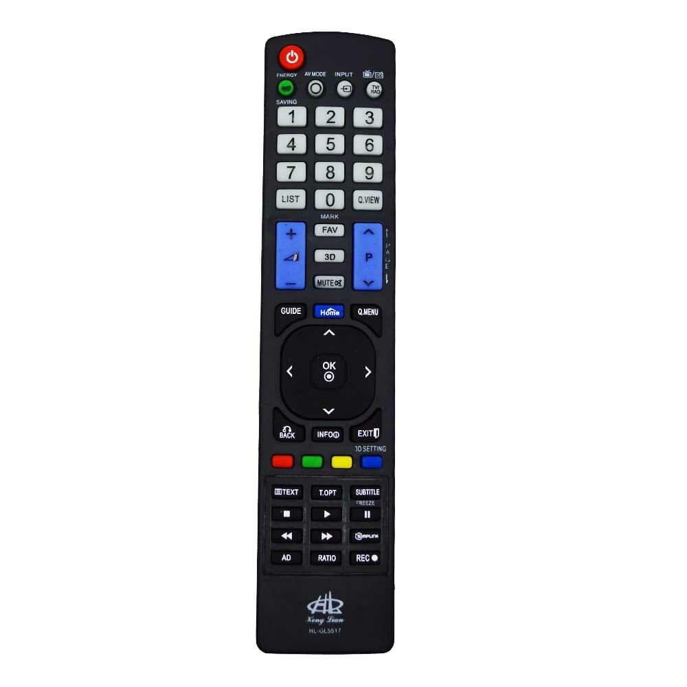 Control para tv hl / remote control / gl5517