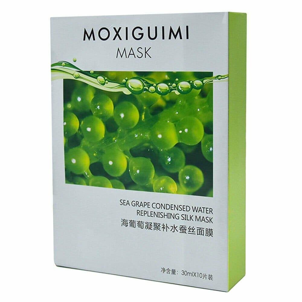 Mascarilla moxiguimi de agua condensada de uva de mar gm-4096