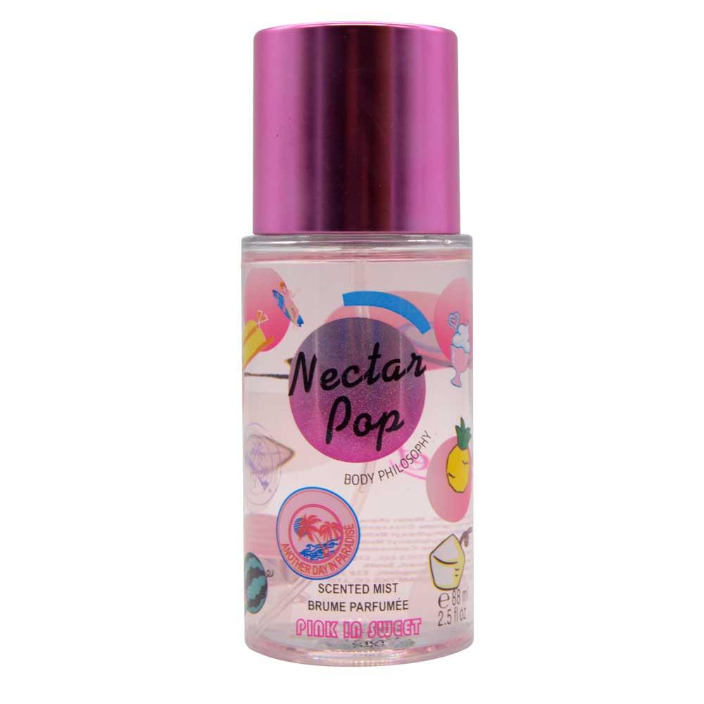 1pza perfume para mujer / pink in sweet / dress rehearal / diving splash / nectar pop / surf rock / h-132a