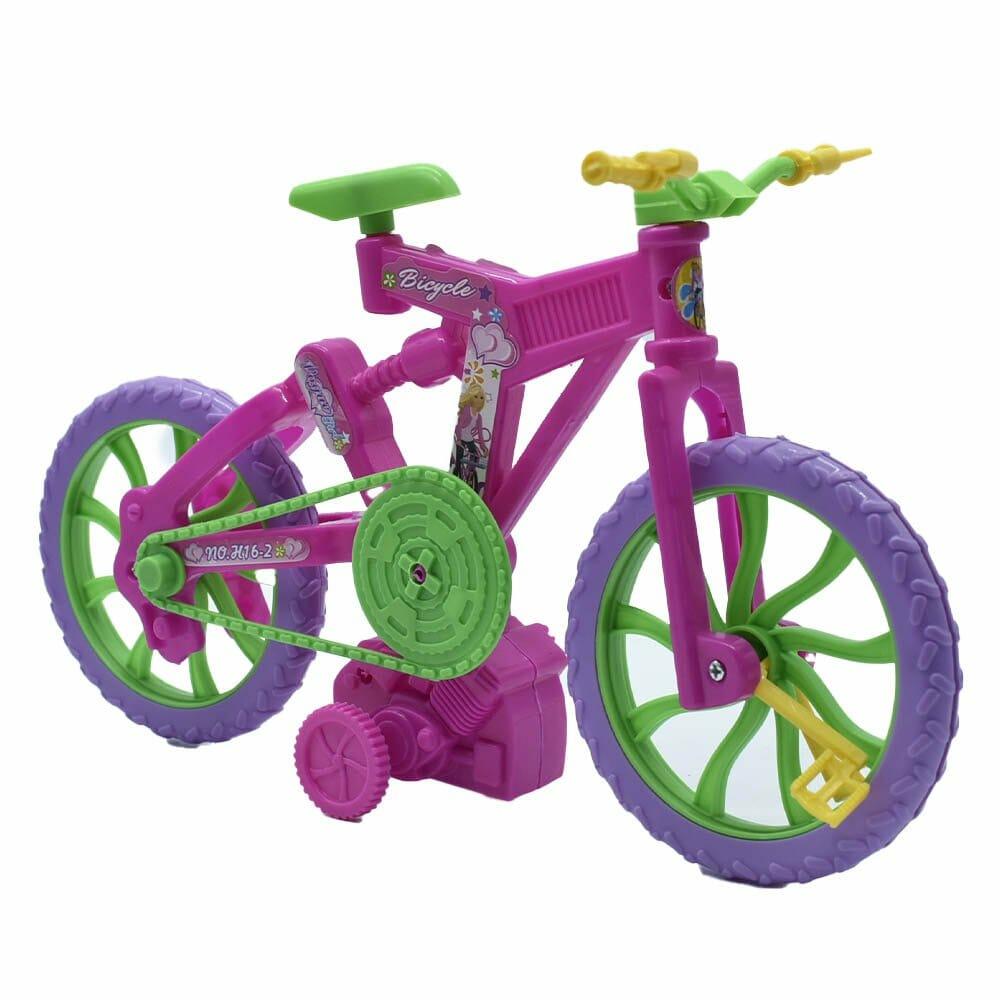 Bicicleta barbie h16-2