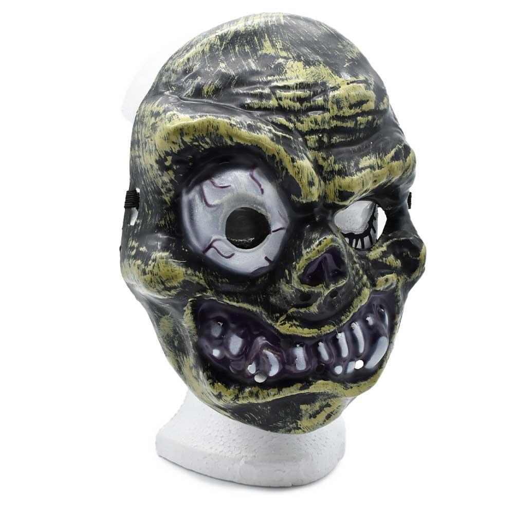 Mascara de zoombie para halloween h429
