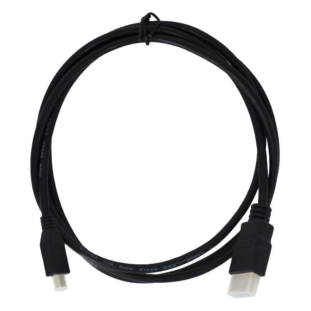 Cable hdtv a micro usb 1.5 hd-v8