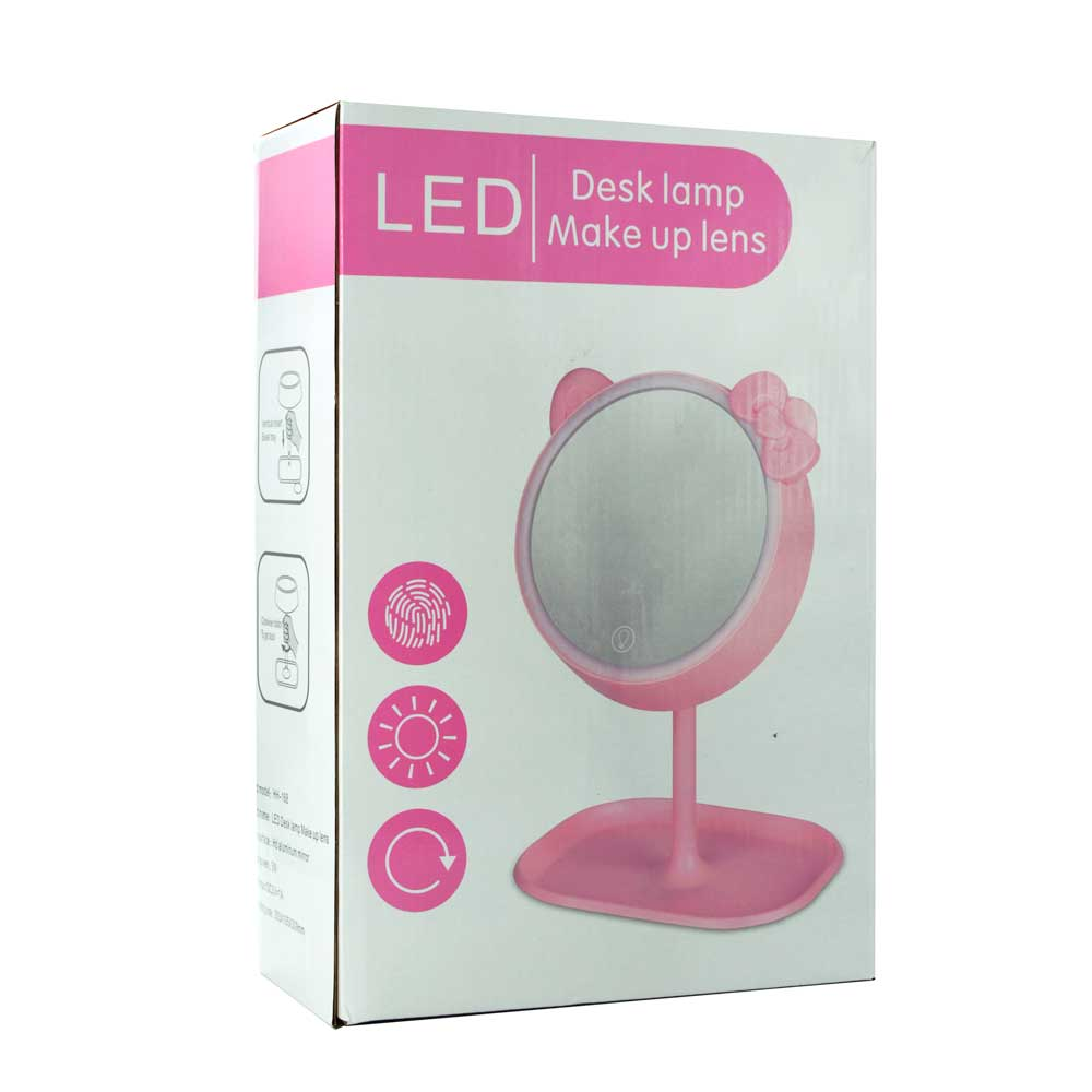 Espejo lampara led / desk lamp hh-168