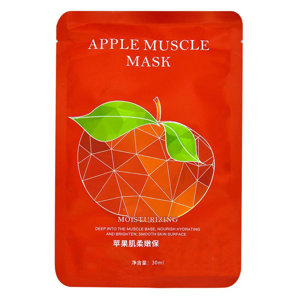 Mascarilla de manzana / apple muscle mask / hh2830