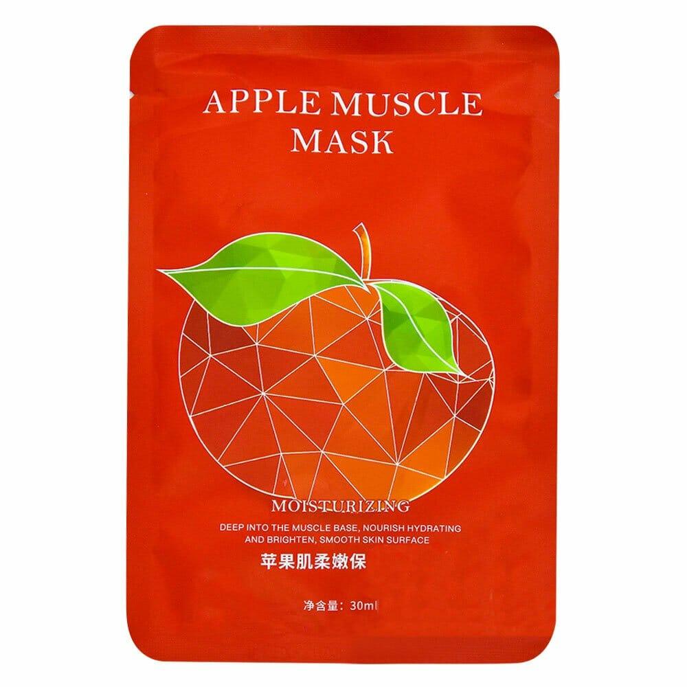 Mascarilla de manzana / apple muscle mask / hh2830