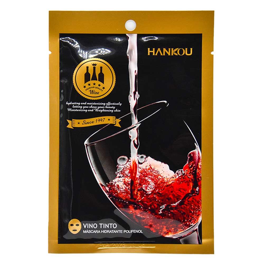 Mascarilla hidratante de vino tinto hk-08