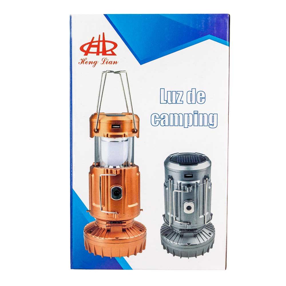 Lampara linterna de luz led camping hl lam5770