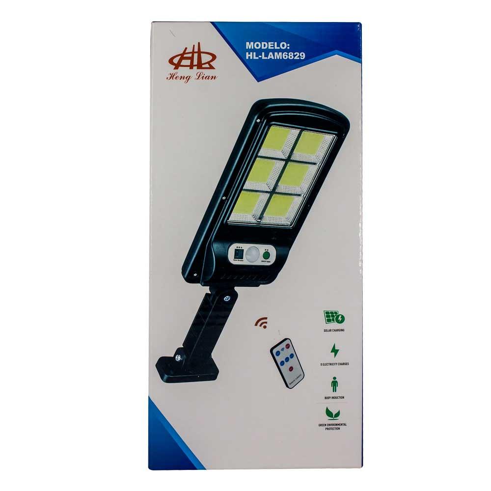 Lampara solar /solar induction street lamp / lam6829