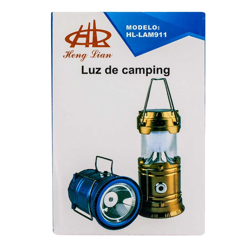 Lampara de mano hl / luz de camping / lam911