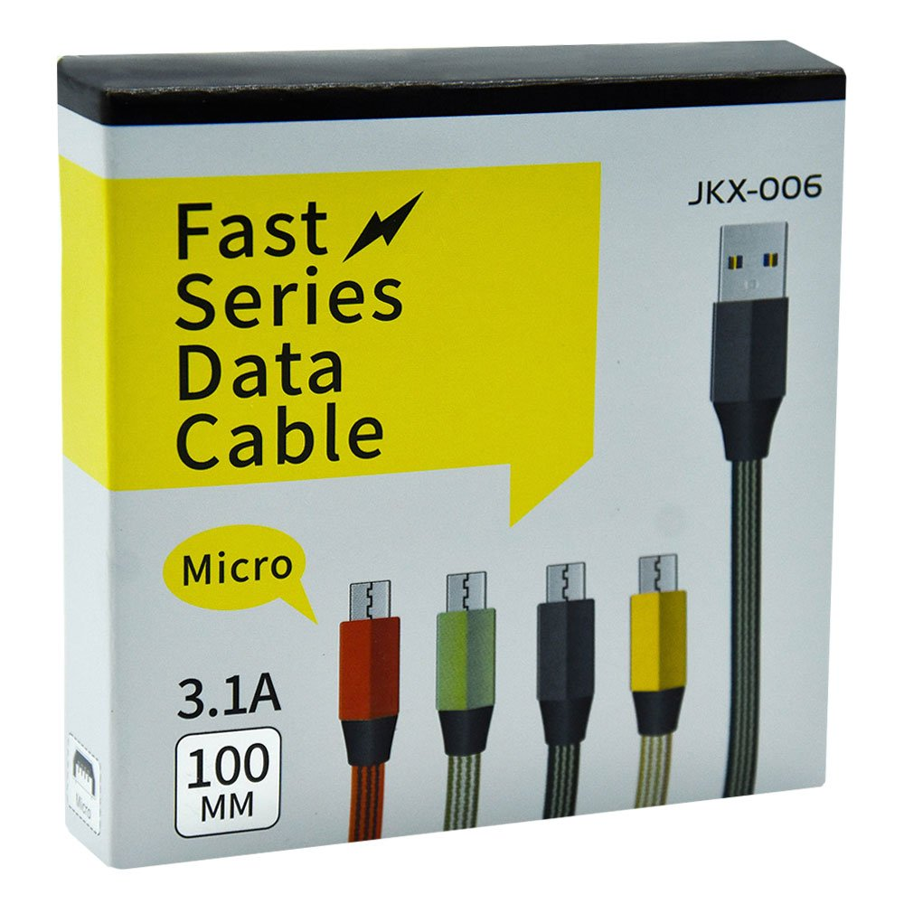 Cable v8 3.1a fast series data cable 1 pzs jkx-006
