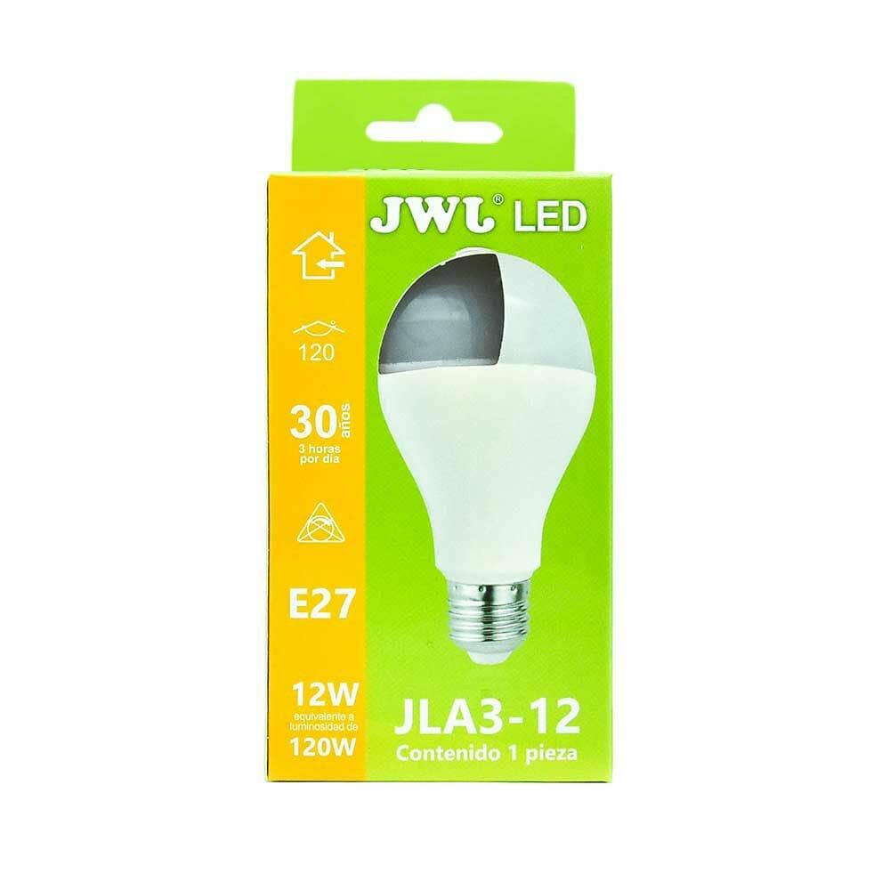 Foco led 12w luz cálida jla3-12c jwj