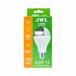 Foco led 15w luz blanca jla3-15b jwj