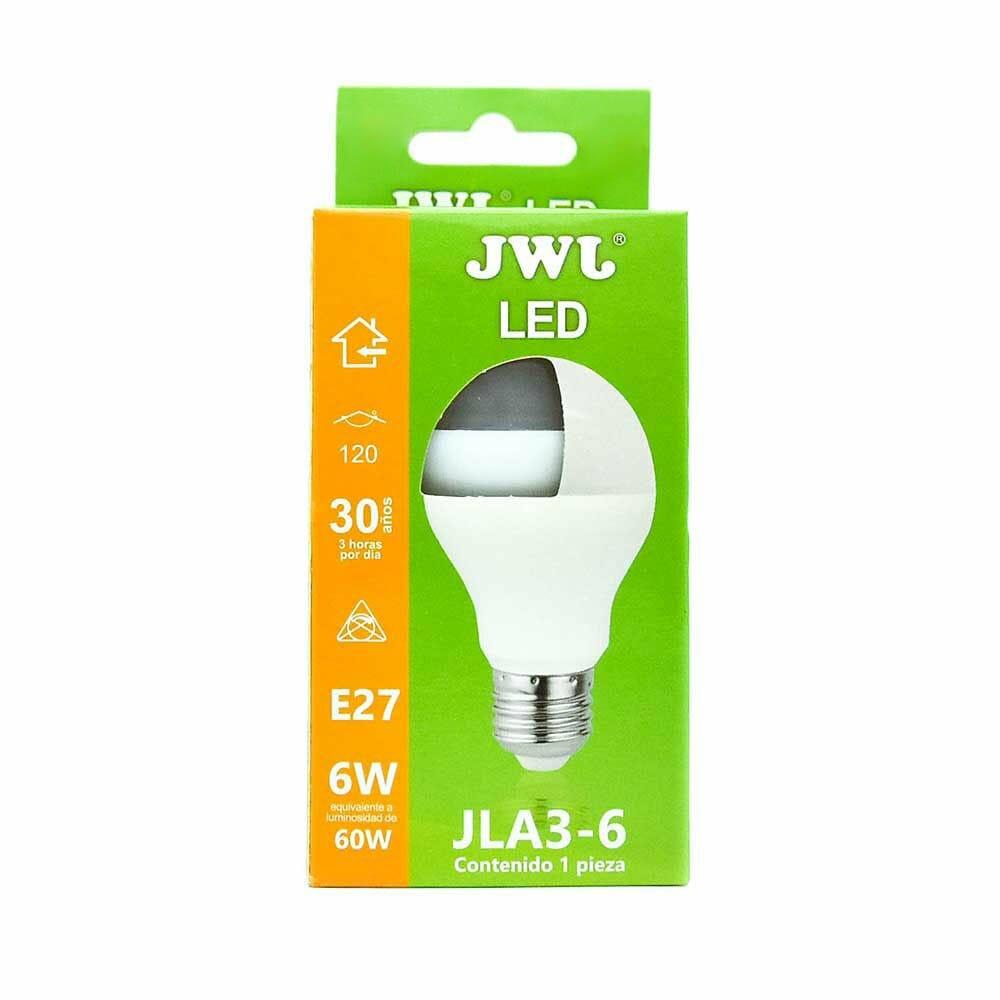 Foco led 6w luz cálida jla3-6c jwj