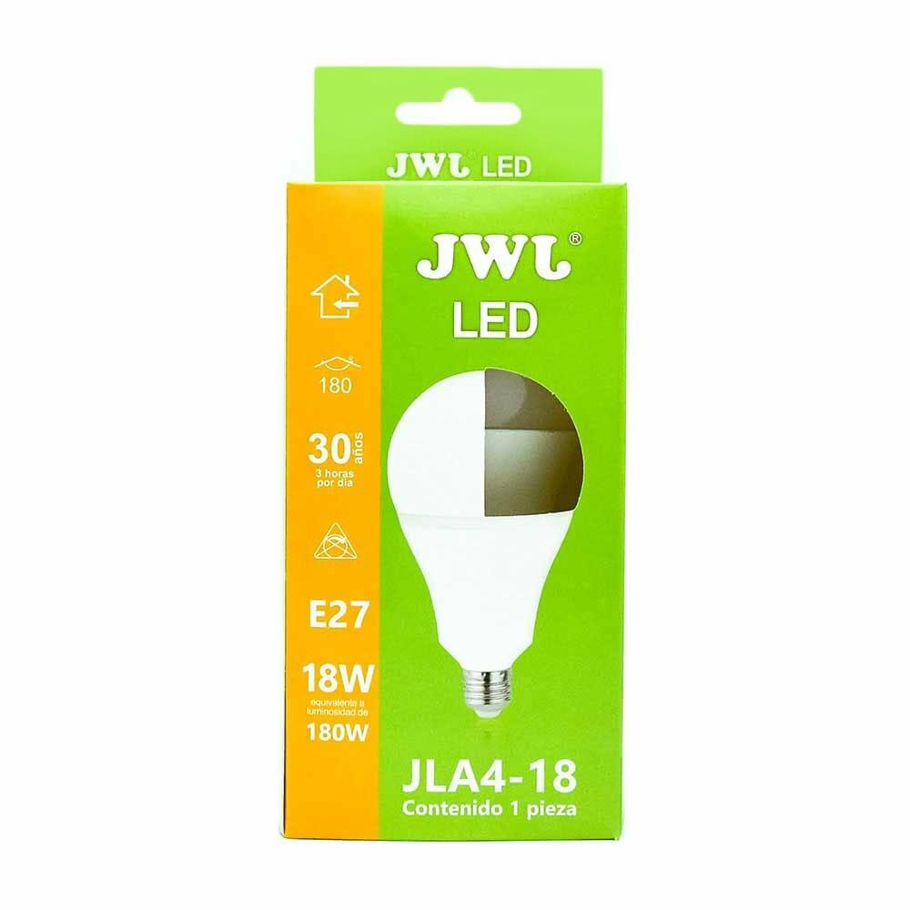 Foco led omnidireccional 18w luz blanca jla4-18b jwj