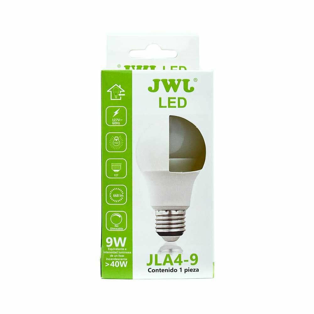 Foco led de promoción 9w luz neutra jla4-9pn jwj