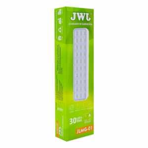 Lámpara de emergencia 30 led smd jlmg-01 jwj
