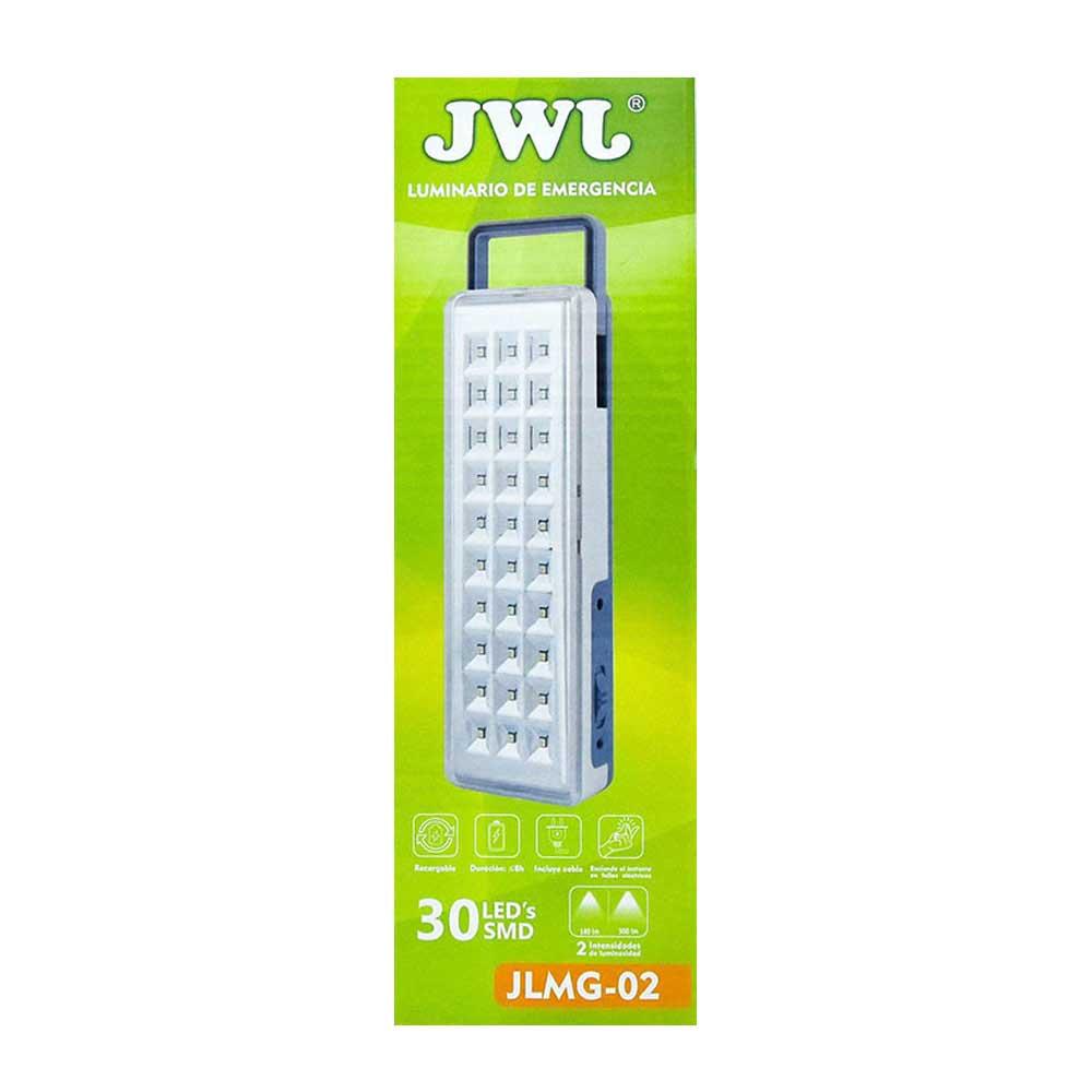 Lámpara de emergencia 30 led smd jlmg-02 jwj