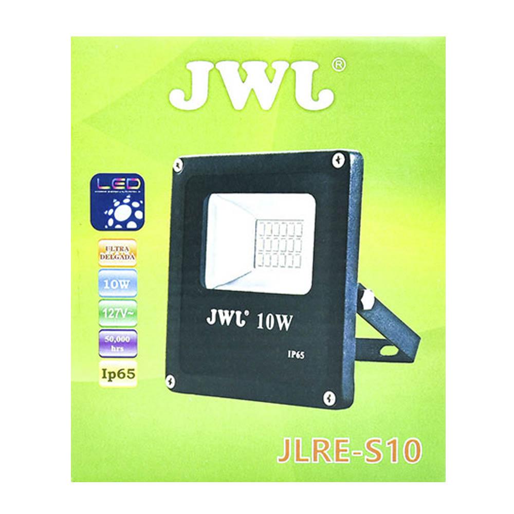 Reflector led tipo smd ip65 10w luz blanca jlre-s10b jwj