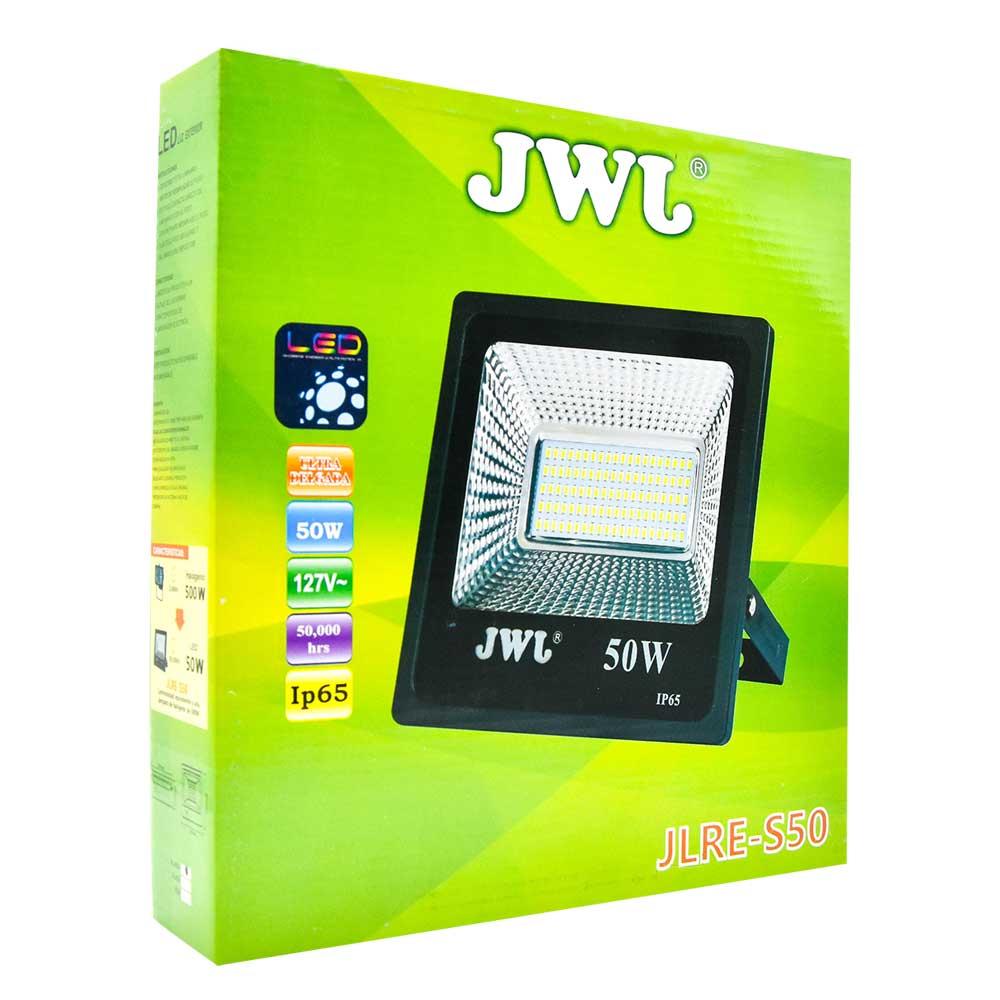 Reflector led tipo smd ip65 50w luz blanca jlre-s50b jwj