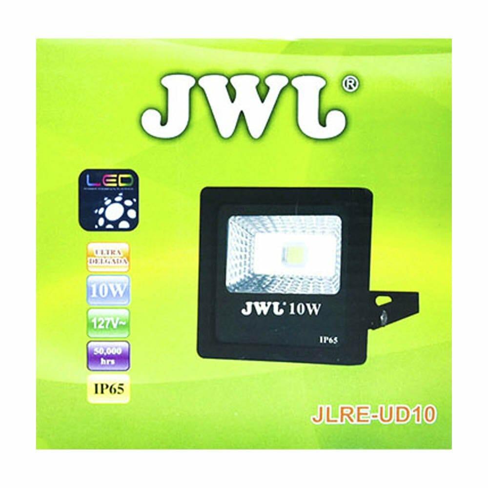 Reflector led tipo cob ip65 10w luz blanca jlre-ud10b jwj
