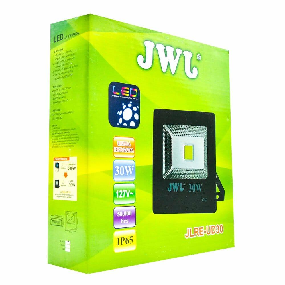 Reflector led tipo cob ip65 30w luz blanca jlre-ud30b jwj