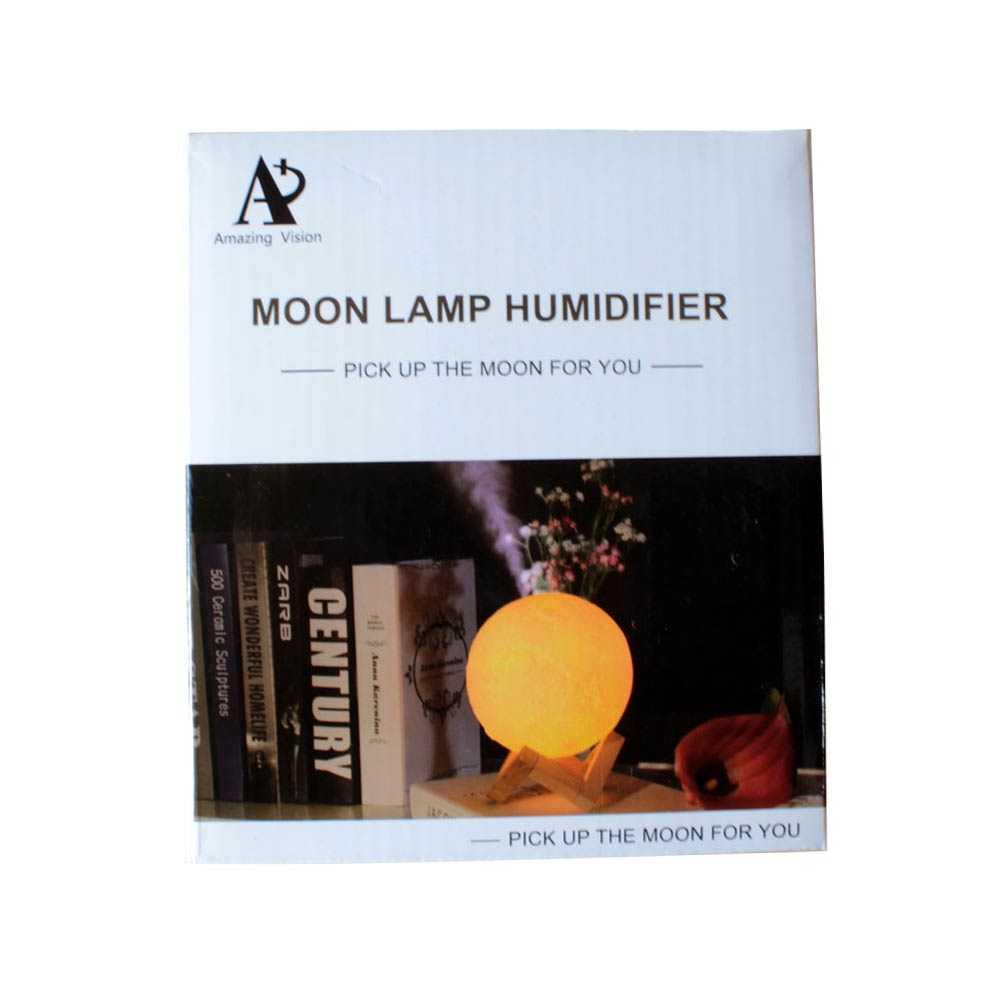 Lampara de luna huminificador jsq-02