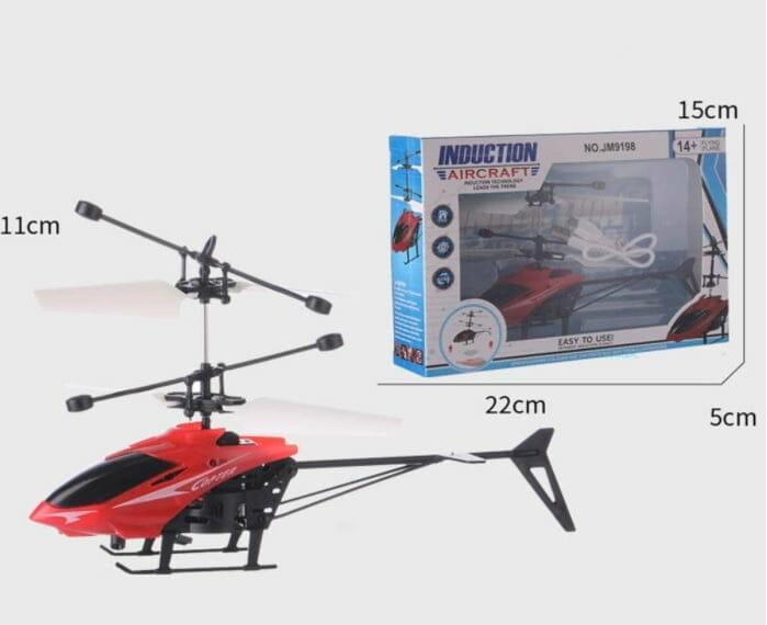 Helicoptero de inducción jug.jm9198