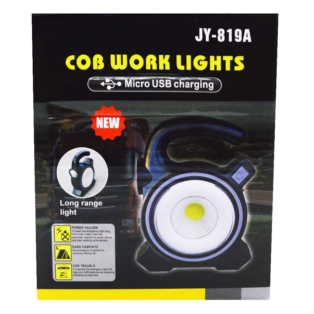 Lampara de mano / cob work lights / lam5716