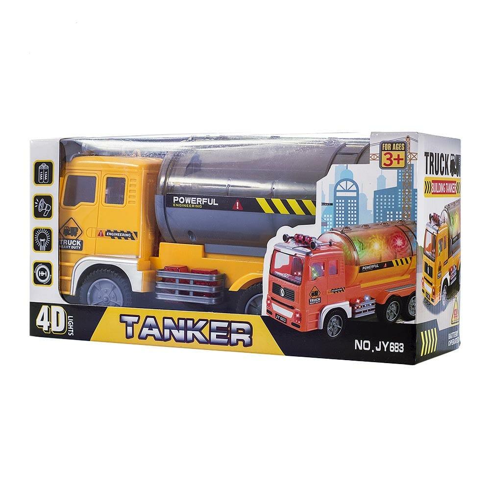 Tanker poweful jy683