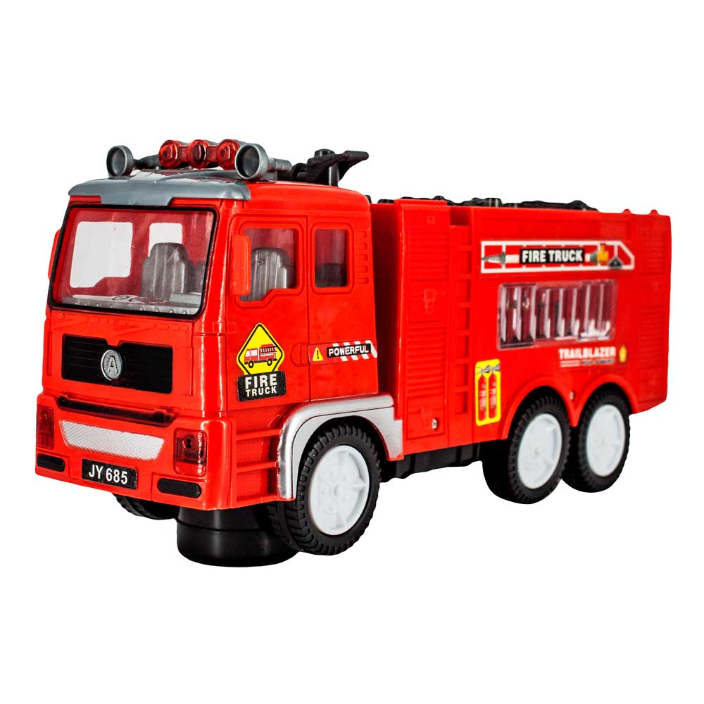 Camion de bomberos jy685