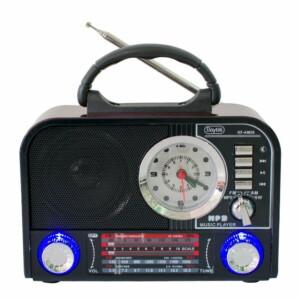 Radio buytiti 3 bandas am fm sw con usb tf kf-am26