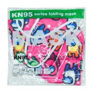 Kn95 estampado among us