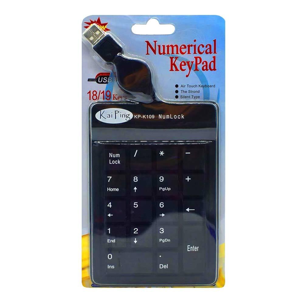 Teclado numerico kp_1409