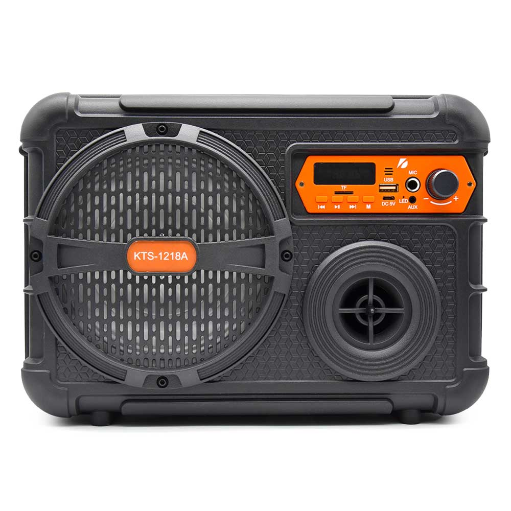Bocina de 6.5 wireless speaker kts-1218a