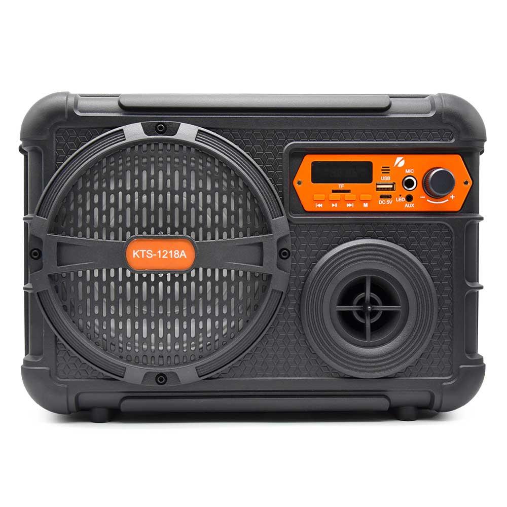 Bocina de 6.5 wireless speaker kts-1218a